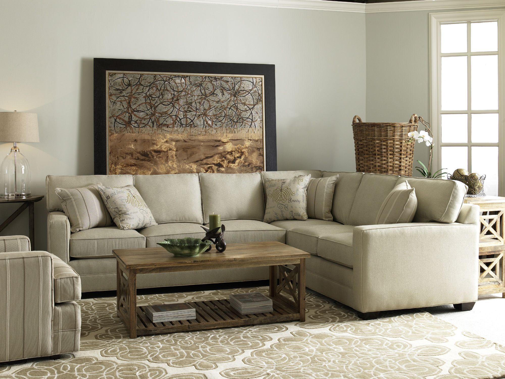 Want to build your perfect sofa The 1100 Options collection from