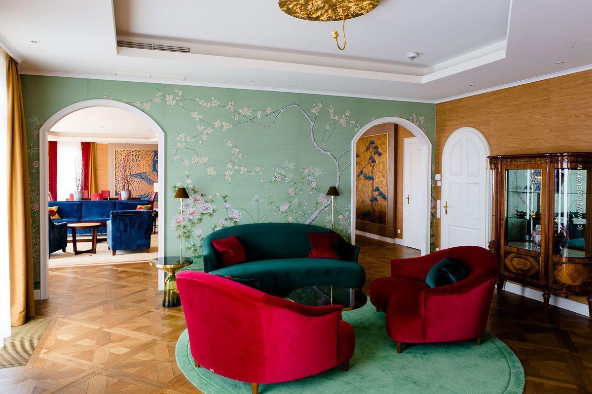 Falkenstein Grand Kempinski Hotel Konigstein Bei Frankfurt Luxushotel Luxushotel Luxus Suite
