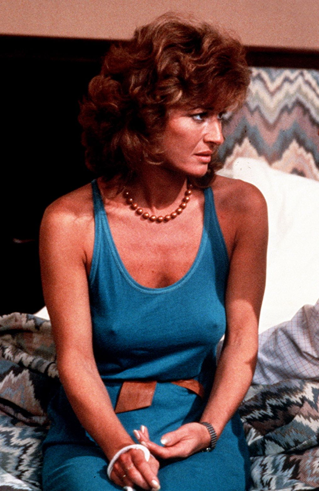 photo Stephanie Beacham (born 1947)