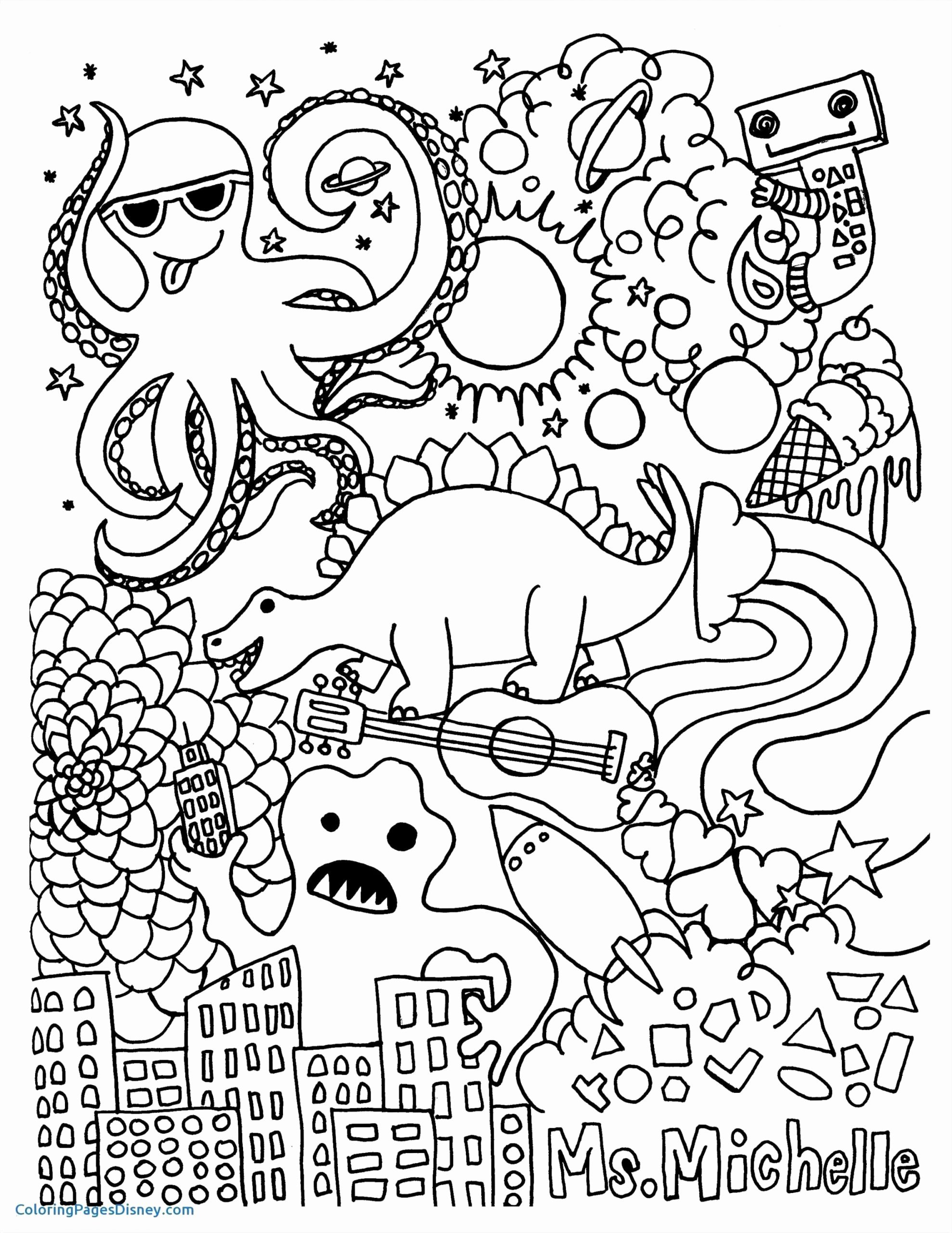 Lisa Frank Animal Coloring Pages For Kids To Print Out Coloring Pages Inspirational Mandala Coloring Pages Coloring Books