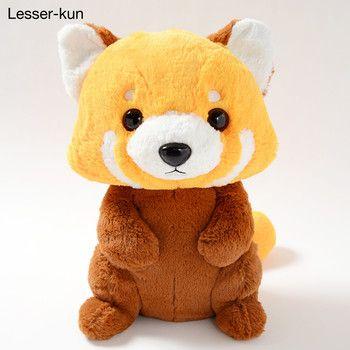 Lesser Panda Chan Baby Red Panda Plush Collection Big Buy
