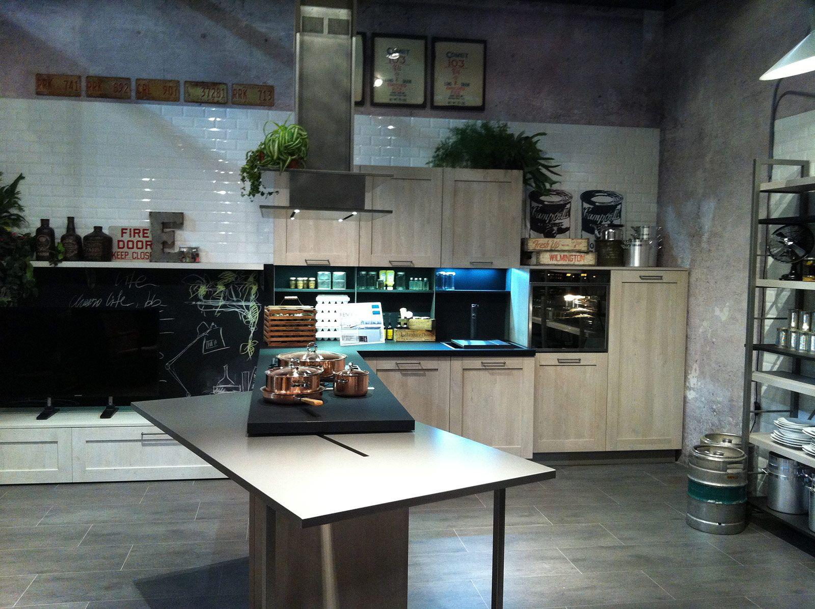 Tavolino Industrial ~ Tavolo estraibile cucine stosa industrial style