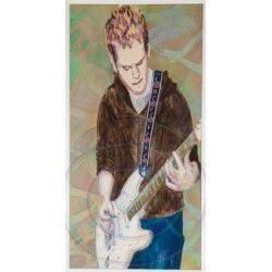 POSTER: Der Gitarrist