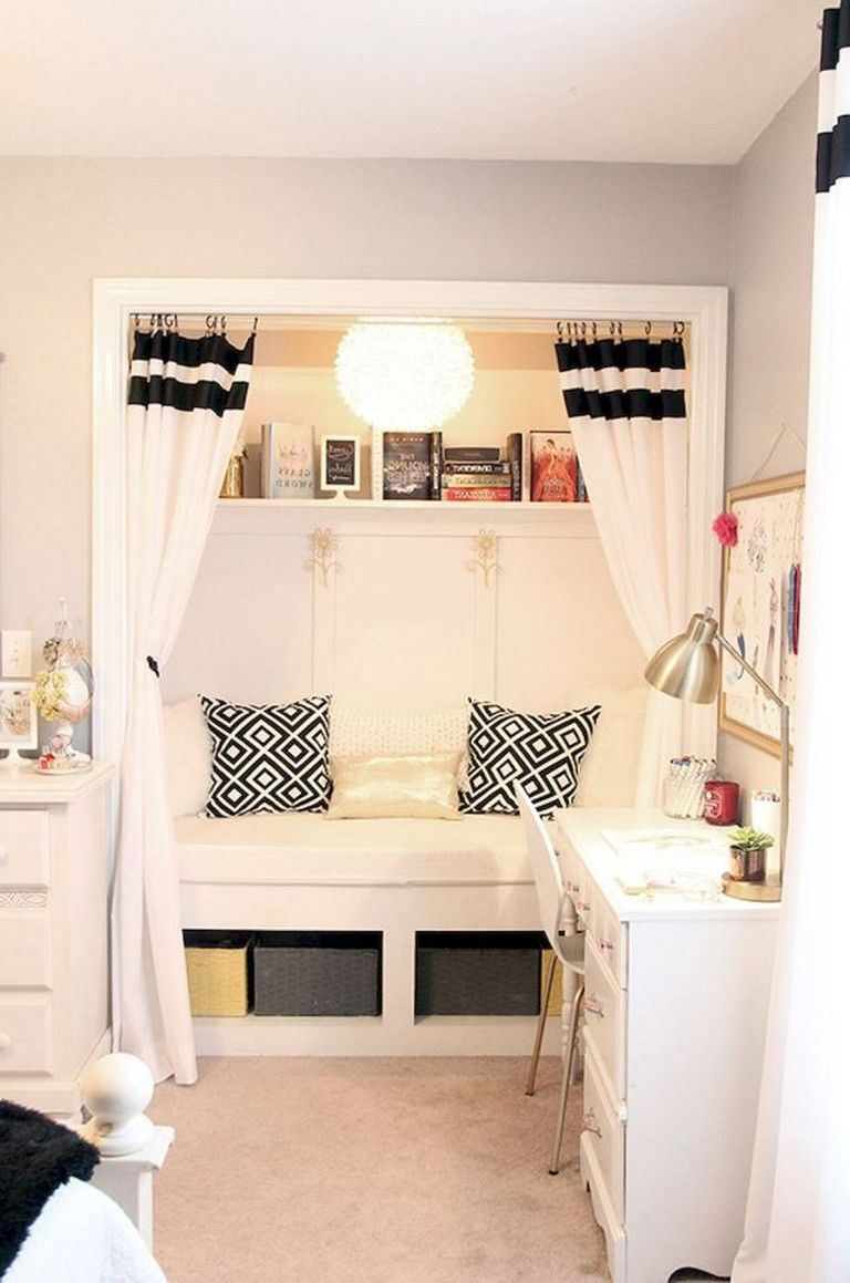 Design Your Own Dorm Room: 95+ Amazing Reading Nooks That Will Inspire To Design Your