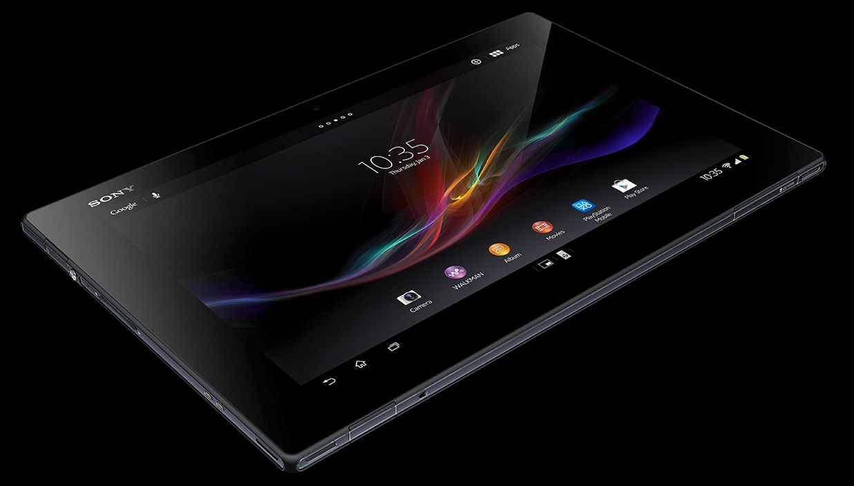 HD Sony Experia Z Tablet Wallpapers