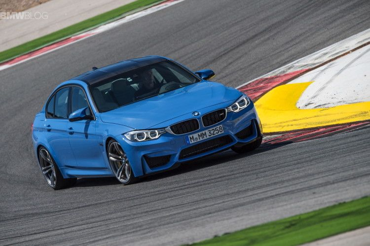 Track Time: The 2015 BMW M3 at Mid Ohio Photo