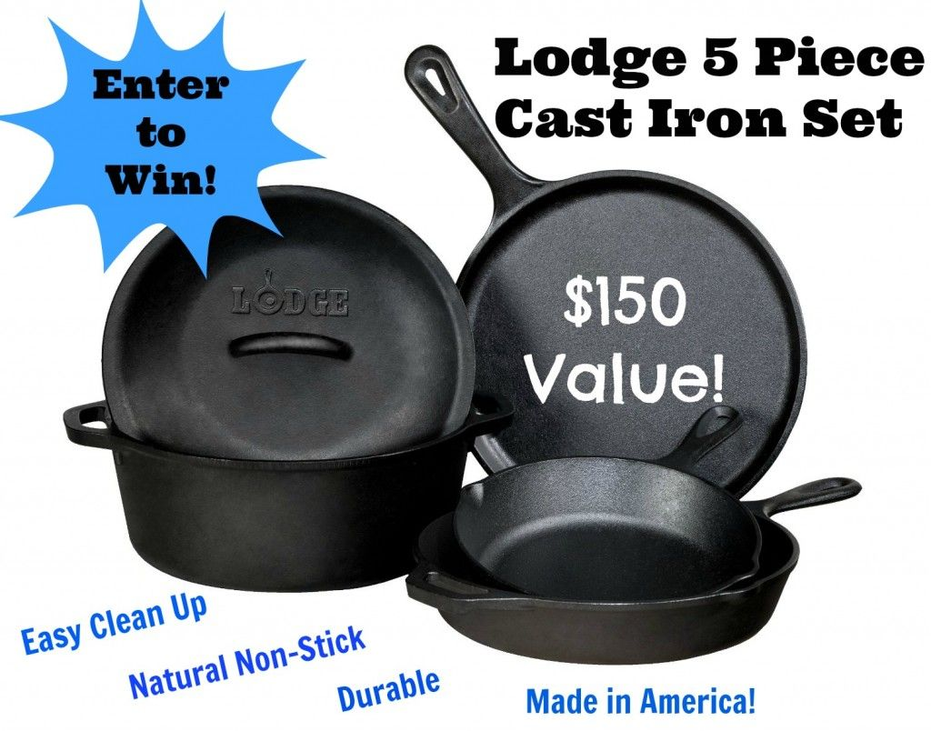 This would make a nice birthday present! Giveaway: Lodge 5 ...