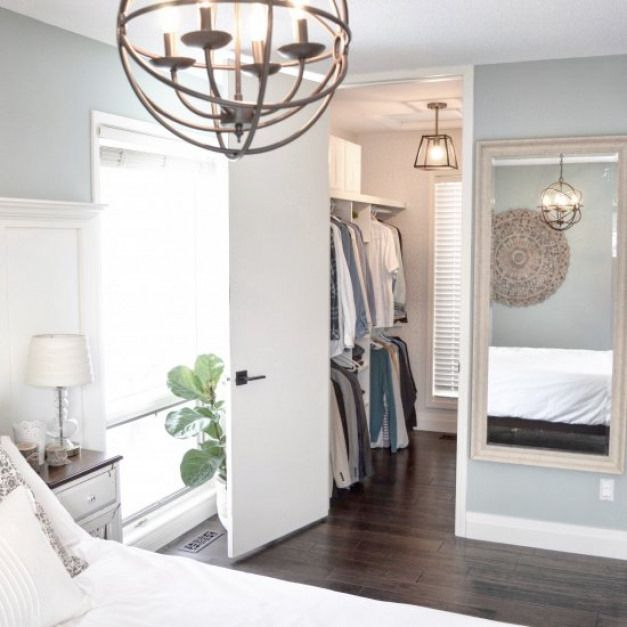 Simple Updates To Transform Your: Simple Walk-in Closet Upgrade. Turn Your Closet Into A