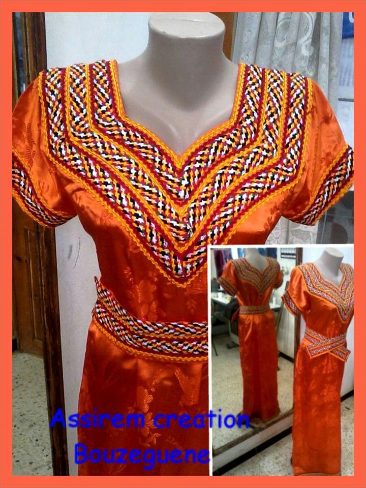 Pingl par mourad arabi sur robe kabyle pinterest for Maison kabyle moderne