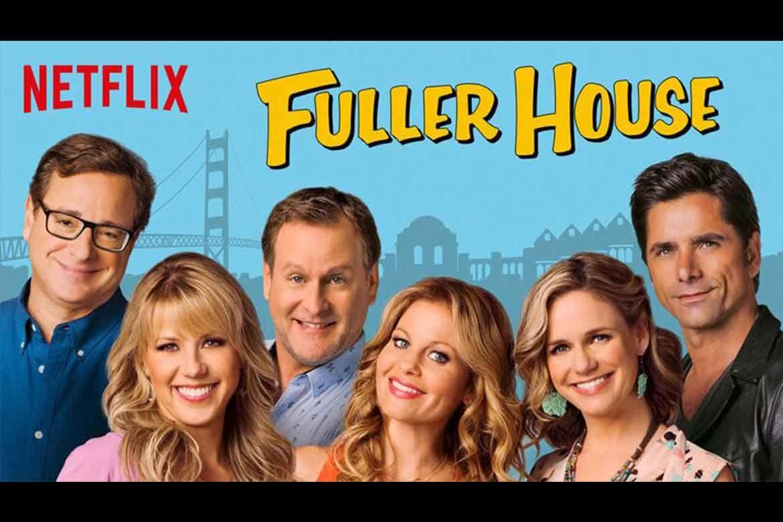 How To Stream Fuller House Online Fuller House Fuller House Season 3 House Season 4