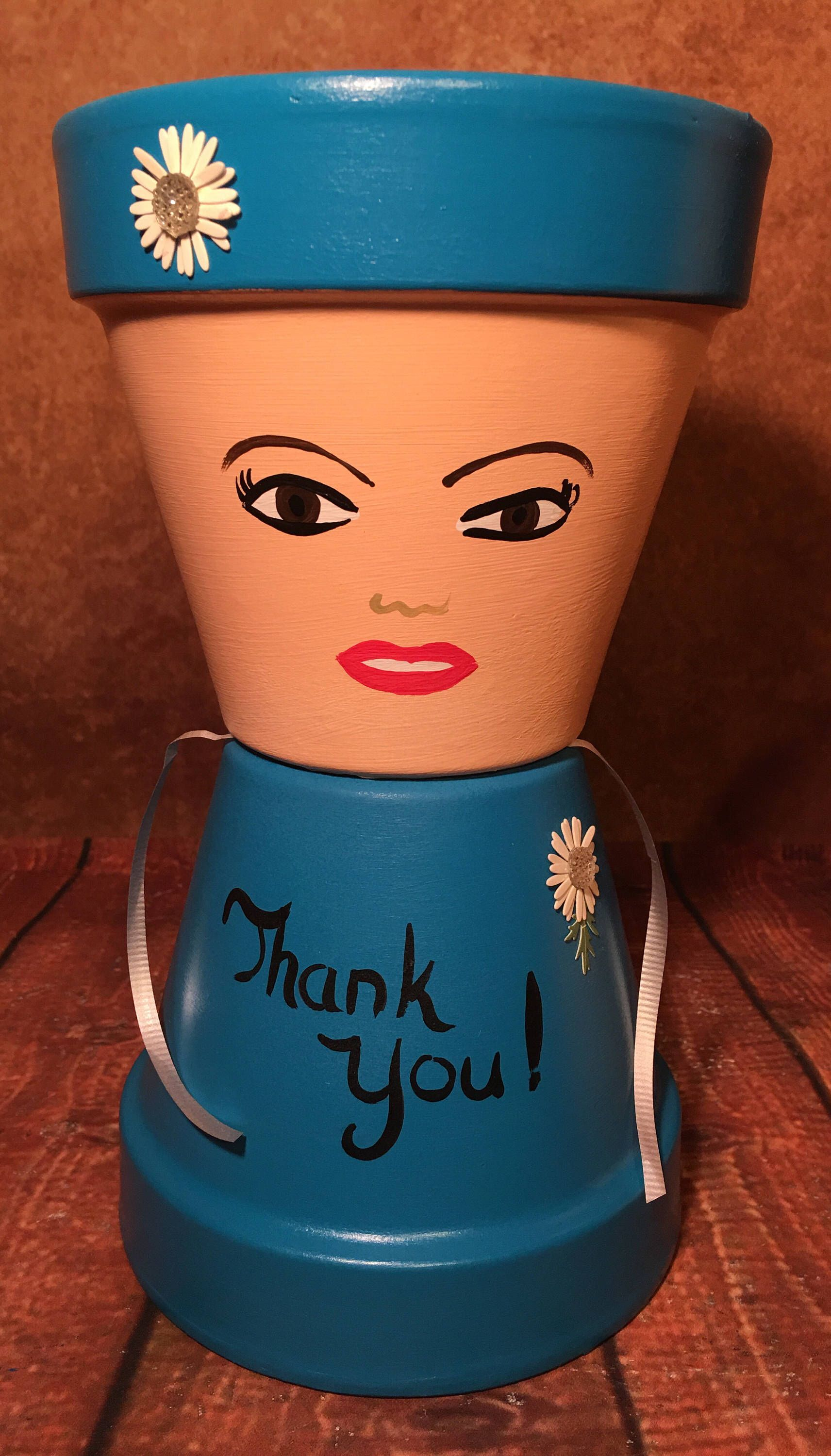9 teacher gift quick ship pot people end of year gift