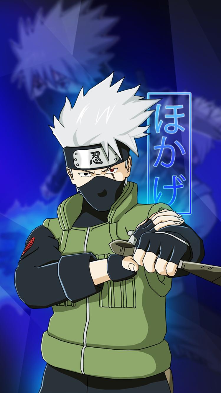 Kakashi Iphone Wallpaper Anime Wallpaper Anime Naruto Wallpaper
