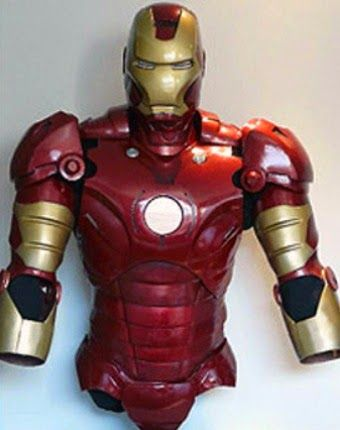 How To Make Your Own Iron Man Costume & How To Make Your Own Iron Man Costume | DC | Pinterest | Iron man ...