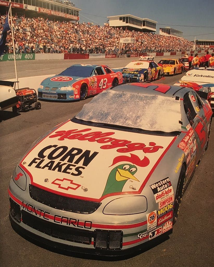 1996 #TerryLabonte #NASCAR #NorthWilkesboro (With Images