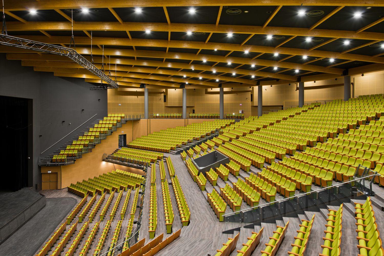 Galería de Sala de conciertos Palanga / Uostamiescio projektas - 3