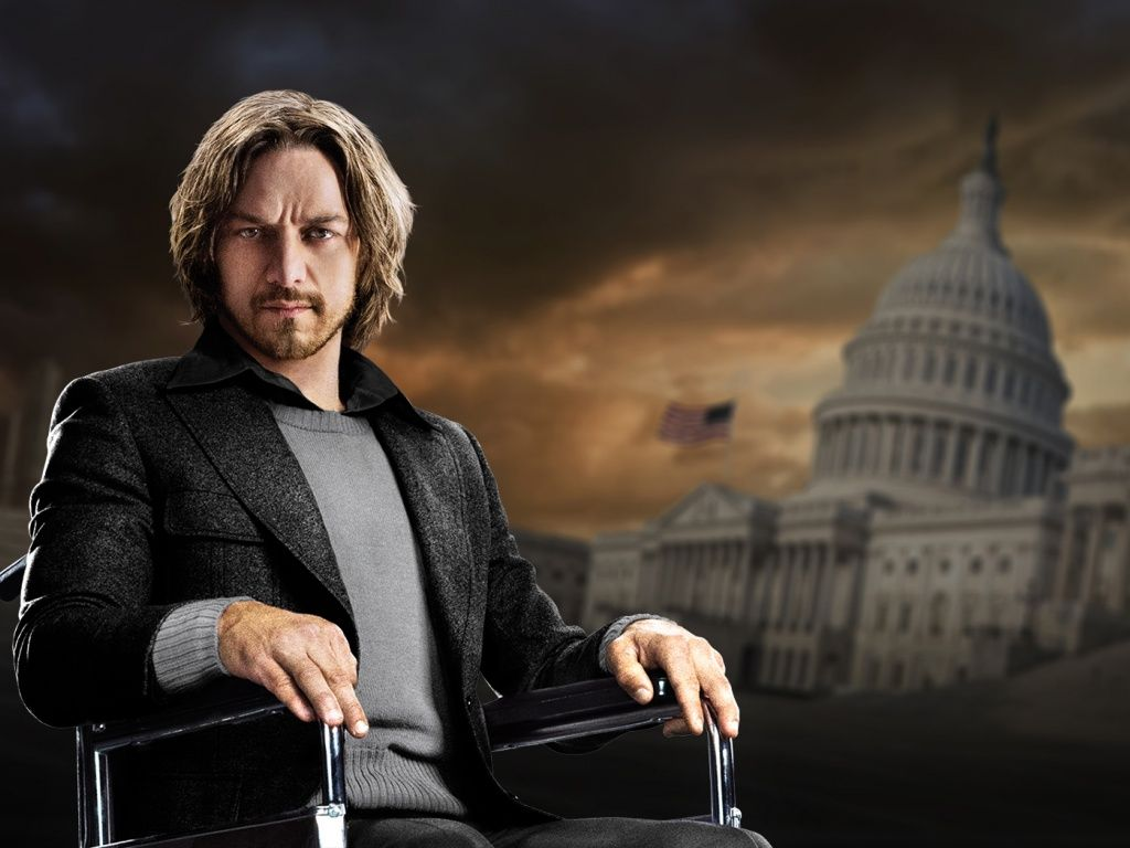 Young Charles Xavier Wallpapers James Mcavoy Charles Xavier X Men