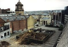 060940:John Dobson Street/New Bridge Street Newcastle upon Tyne Ermel Trevor 1995