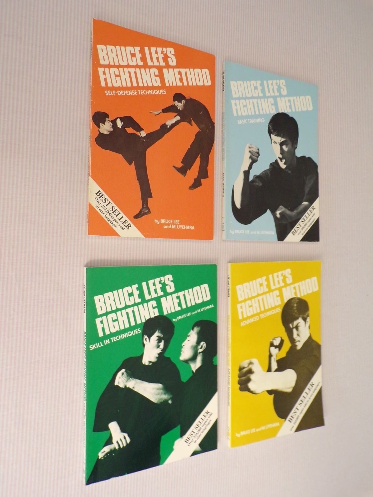 Bruce Lee Fighting Method Book