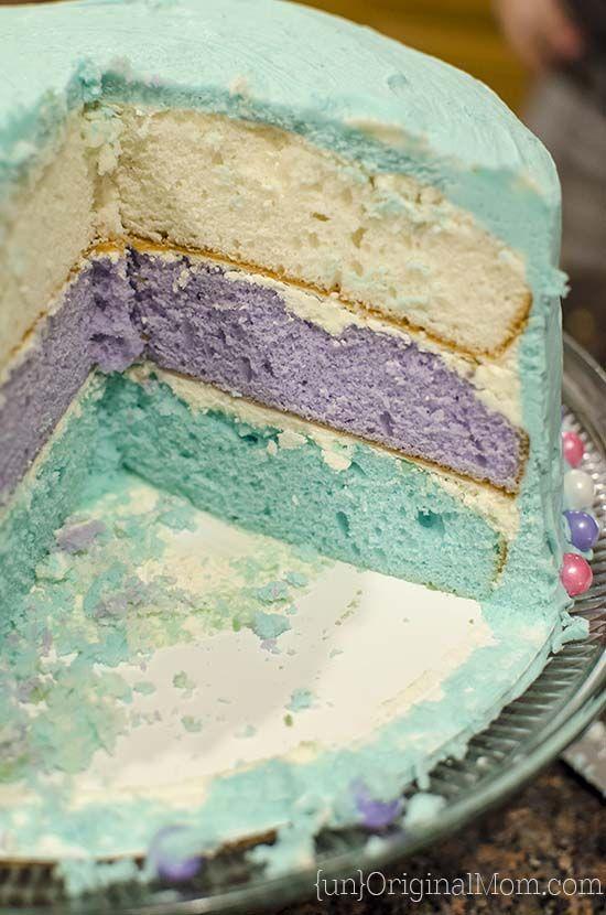 Easy Frozen Birthday Cake Pinterest Frozen Birthday Birthday