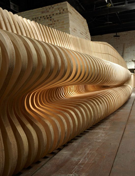 Superbe Noiz Architects: Morphing Furniture
