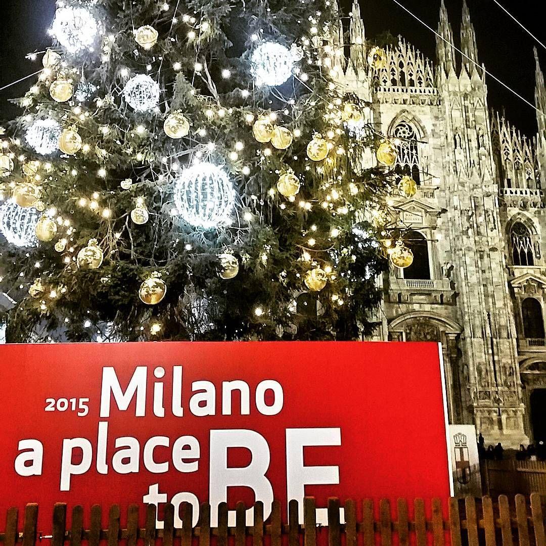 Dalla Darsena al Duomo.... Milan l'è un grand Milan #milanodavedere #milanodabere #milano_go #milanocityofficial #igersmilano #theplacetobe #december #winter #waitingforxmas by mrs.franzy