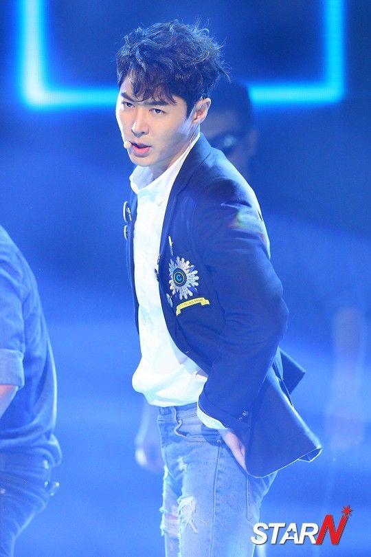 9/23/15 Music Show Champion: 전진