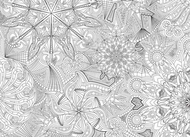 Ausgezeichnet Mosaik Malvorlagen Zum Ausdrucken Galerie - Ideen ...