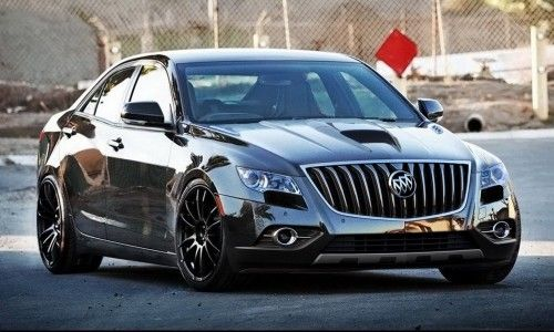 2015 Buick Grand National >> Pin On Car News