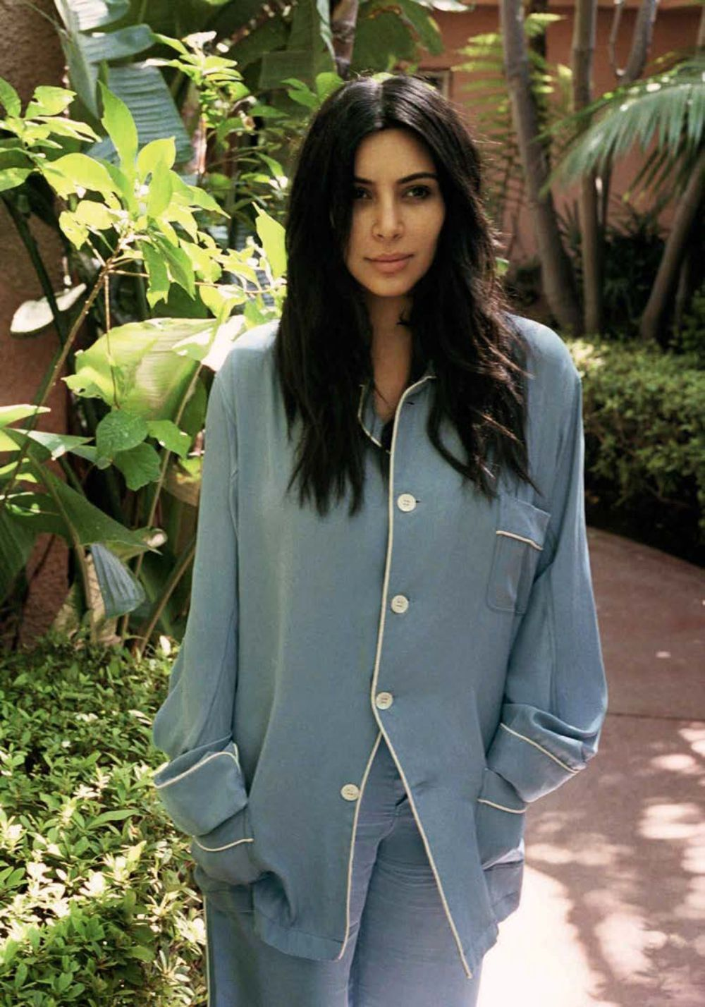 Vogue Kim Kardashian 2015