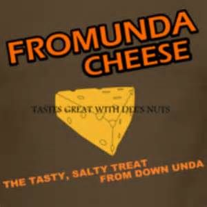 What is fromunda cheese