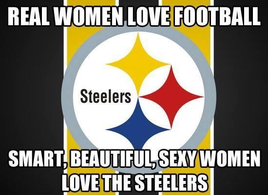 Steelers Woman!!