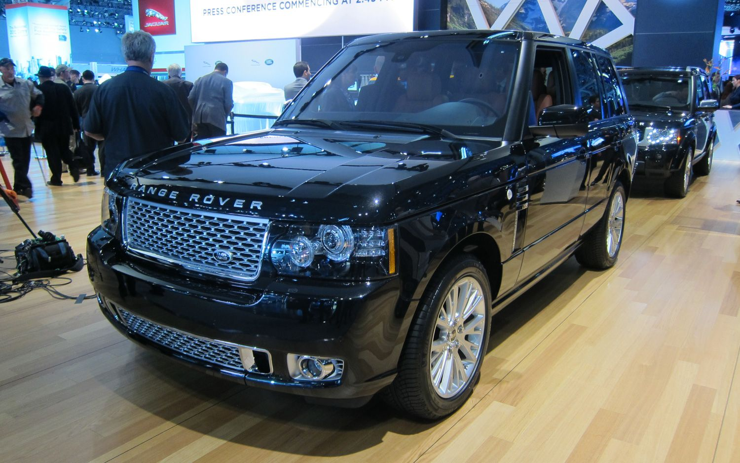 2013 Supercharged Range Rover Land rover, Range rover