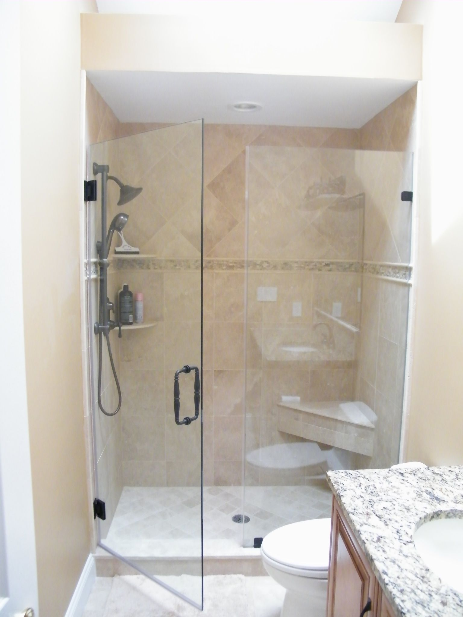 doctor hexagonal glass showers enclosure doors alternative door framed productfullimage shower gallery