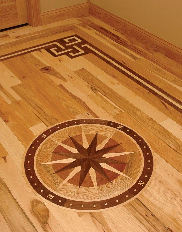 Harwood Floor Medallions Hardwood Floor Medallions Wood