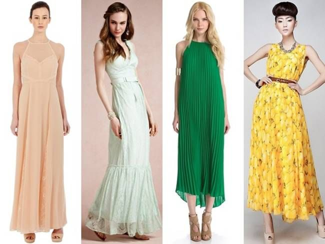 spring wedding guest dresses