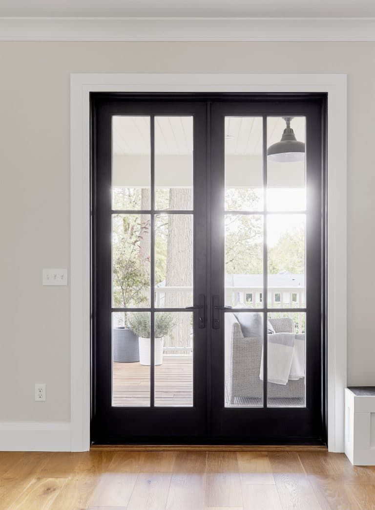 How To Choose Windows For Your Whole House And What We Did For The Portland House With Images French Doors Patio French Doors Exterior French Doors