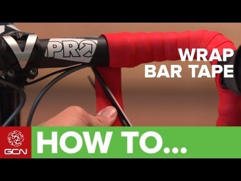 How To Change Bar Tape Wrap Your Bars Like A Pro Bar Tape