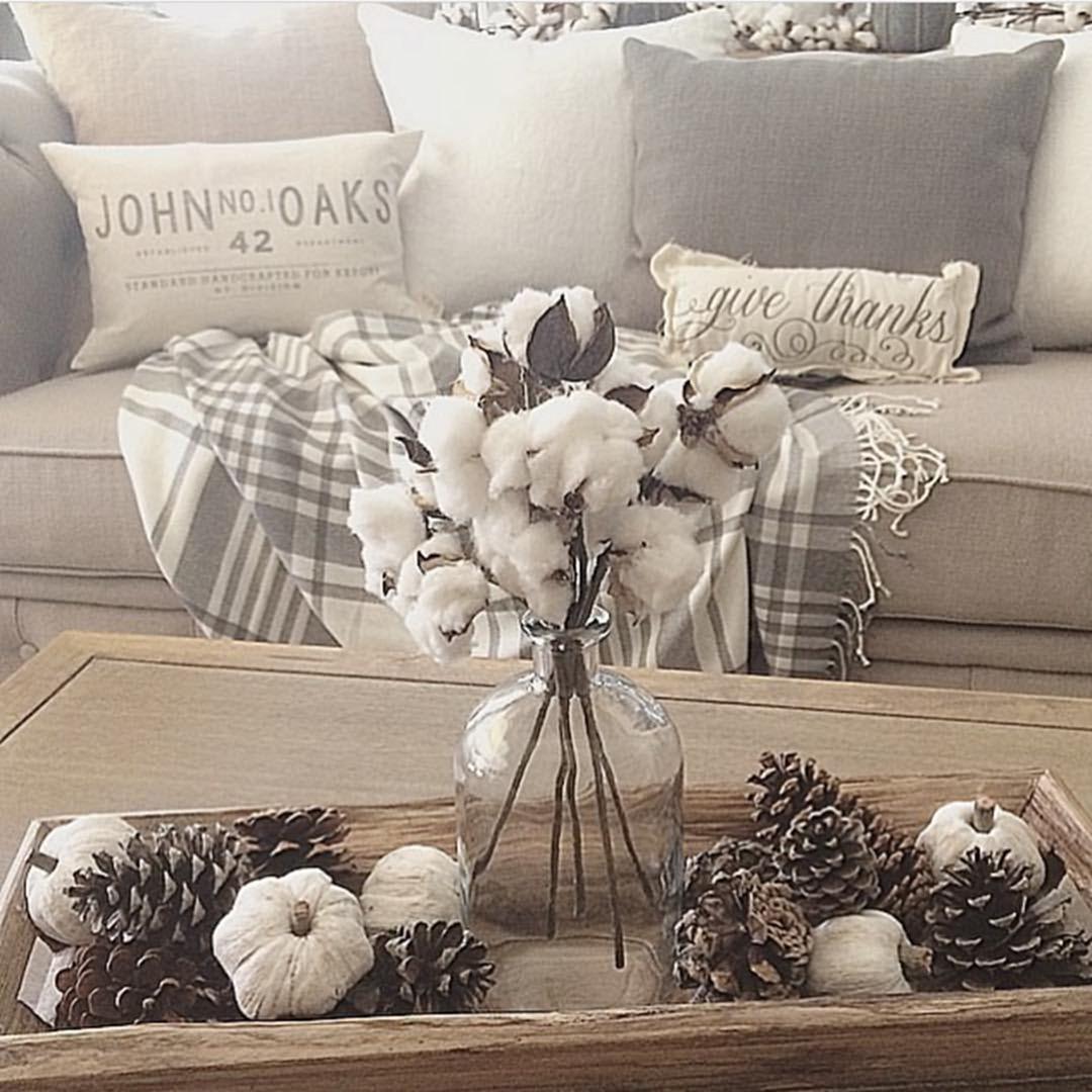 Best Living Room Fall Decorations Ideas: 75+ Best Inspirations #falldecor