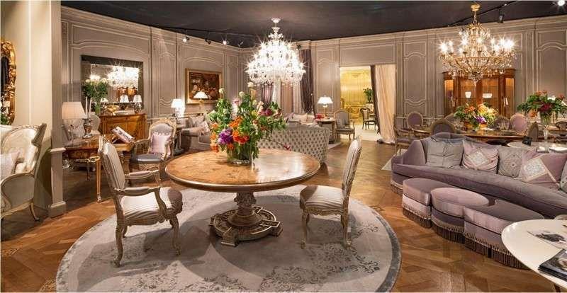 Come arredare la sala da pranzo in stile veneziano spunti eleganti e raffinati  ARREDAMENTO DI