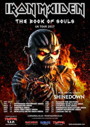 Iron maiden book of souls live chapter cd