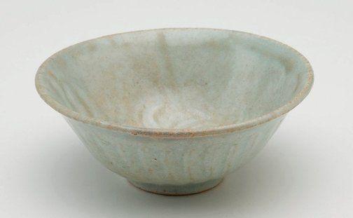 Bowl With Carved Decoration Qingbai Ware Yingqing Ware China Song Dynasty 960 1279 Jingdezhen Ware Jiangxi Province Stoneware With Qingbai Schalet