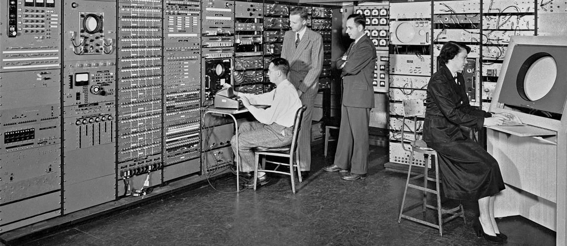 Out of retirement...experts in computer language from the 1950s ...