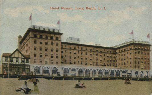 Hotel Nau Long Beach L I Ca