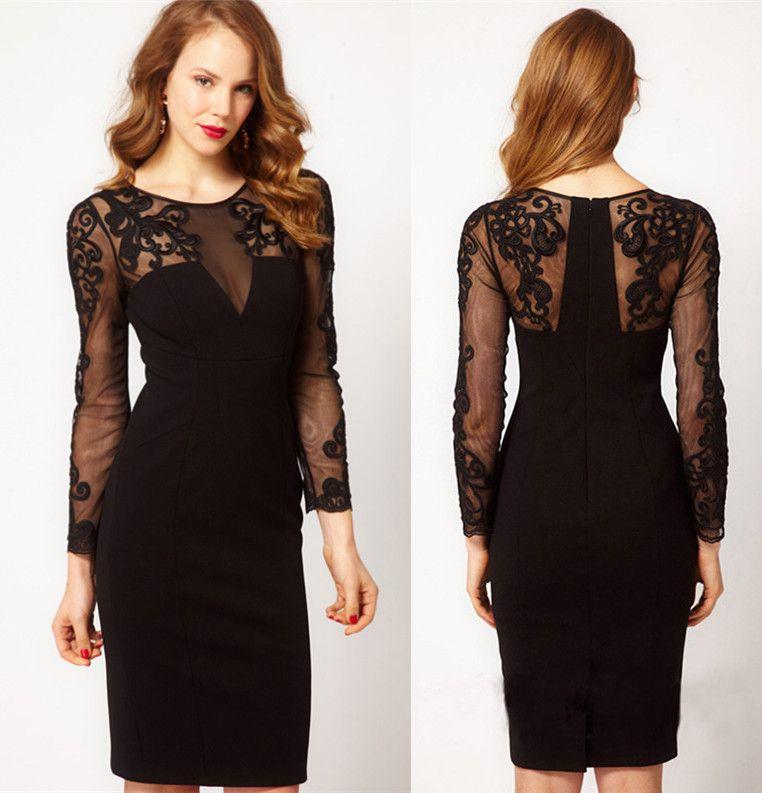 50's Slutty Funeral Attire? Summer Dress 2014 High Quality