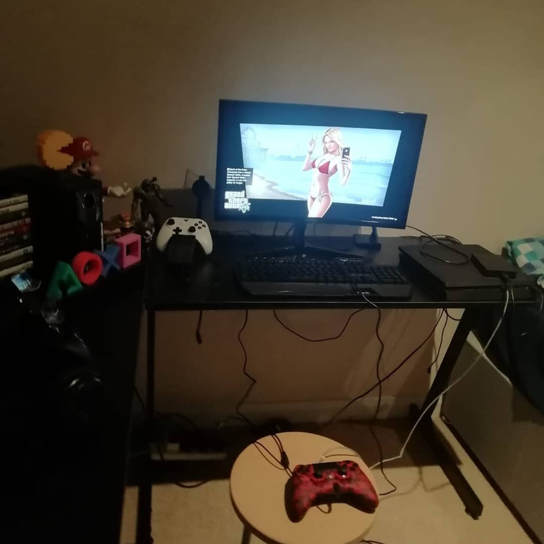 Gta in the setup #gaming #GTA5 #ps4 #xbox #gamingsetup #titanfall  -  #gaming #gamingsetup #GTA #gta5 #gta5ps4 #PS4 #setup #titanfall #Xbox