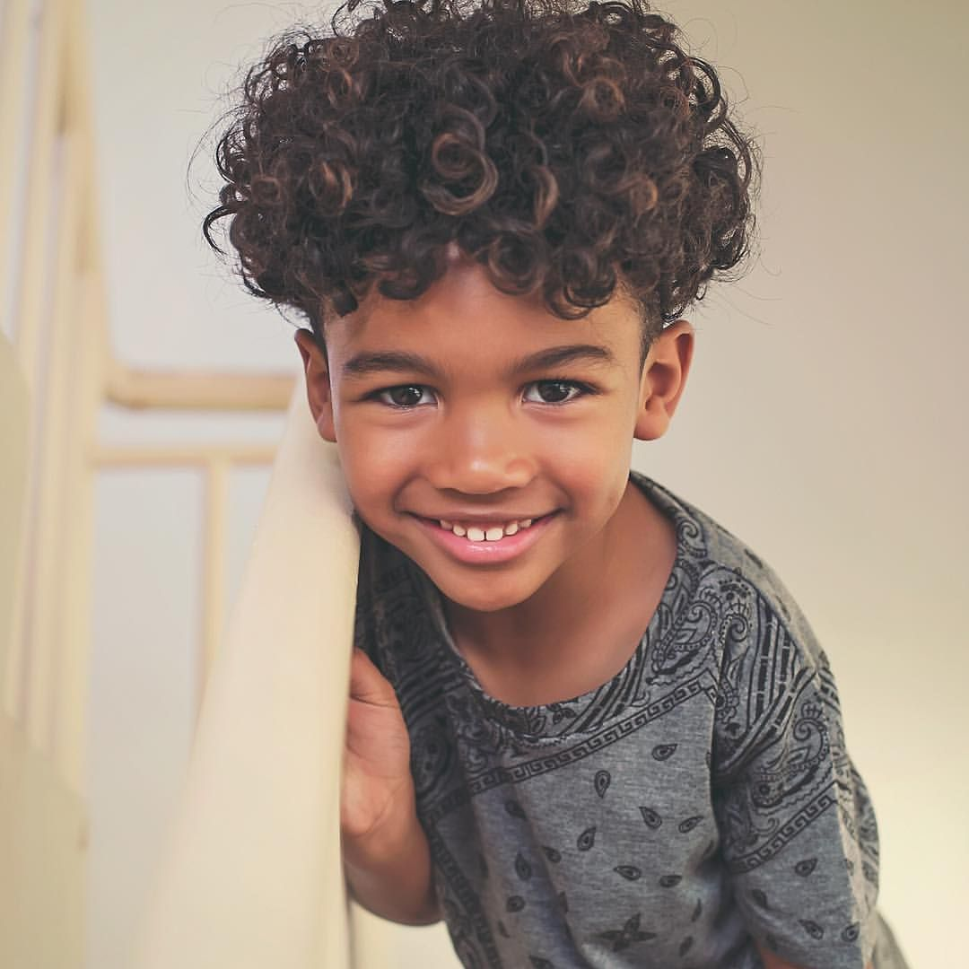 5 202 Likes 42 Comments Mixed Raced Children Mixedracedchildren On Instagram Quincy 4 Yrs Old And Kids Hairstyles Boy Hairstyles Kids Hairstyles Girls