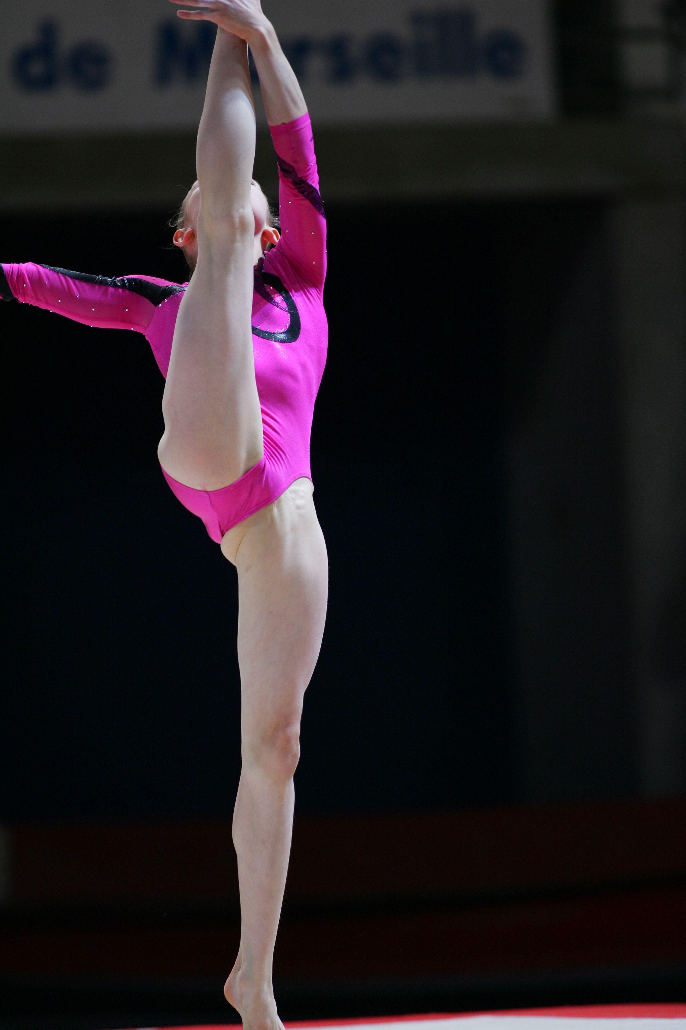 Oops Someone Forgot Her Razor Gymnasts In Super Hi Res