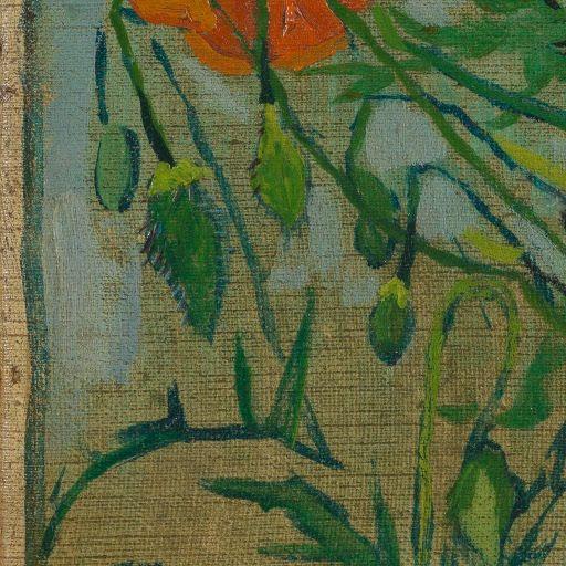 "Butterflies & Poppies - Van Gogh ViB ""Summer"""