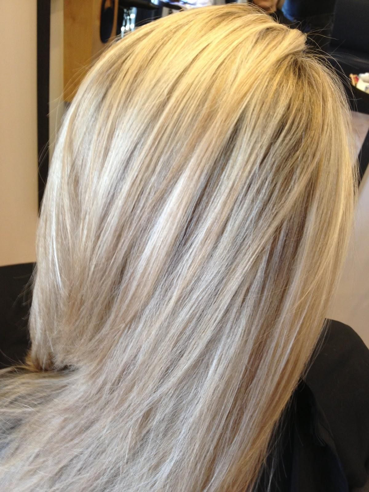 30 Gorgeous Ash Blonde Highlights And Lowlights Blonde Hair