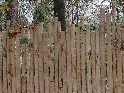 Zaunelemente Holz Zaunelemente Holz Gartenzaun Holz Zaun